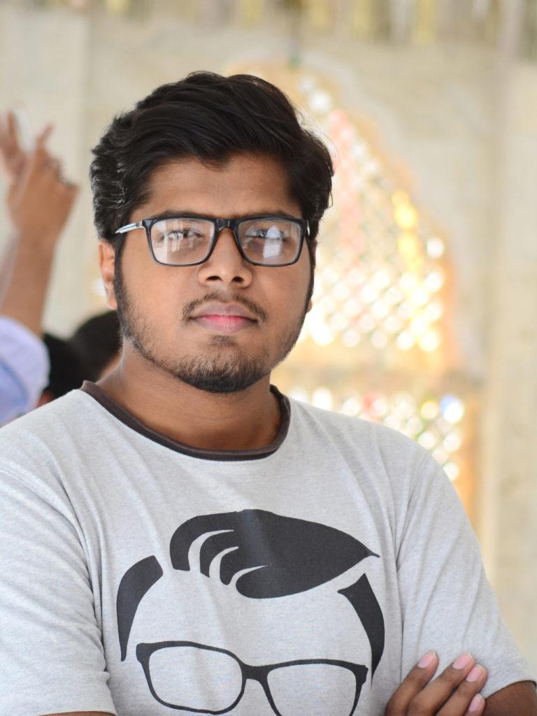 Rizwan at Jonin Level circa 2018