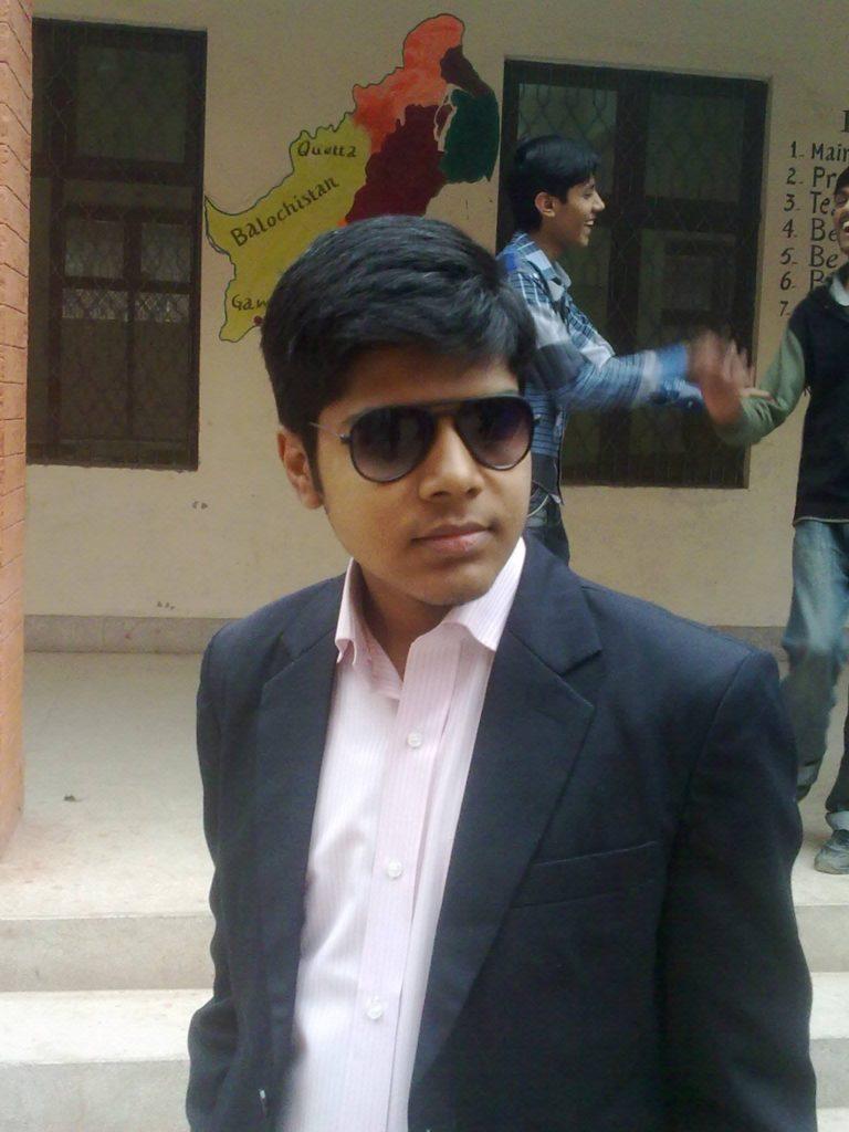 Rizwan at Genin Level circa 2013